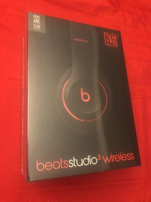 Beats Studio 3 Wireless Headphones for Sale in Vienna, VA