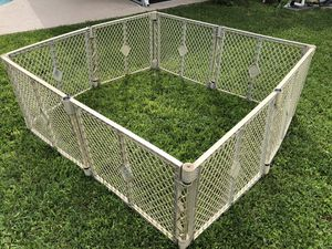 Outdoor Baby gate / dog gate for Sale in Margate, FL