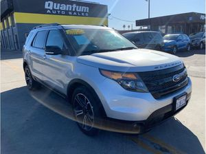 2014 Ford Explorer for Sale in Escondido, CA