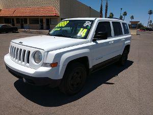2014 Jeep Patriot for Sale in Glendale, AZ
