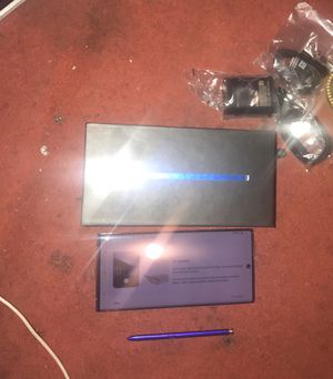 Samsung galaxy note 10+ for Sale in Las Vegas, NV