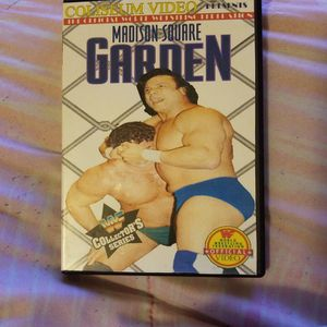 Wwf Madison square Square Dvd for Sale in Chicago, IL