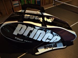 Prince Tour Team Tennis Bag (Holds at least 6 rackets) for Sale in Woodstock, GA