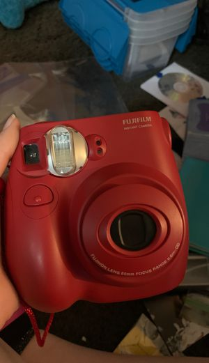 Fujifilm mini 7s for Sale in Fresno, CA