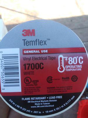 Vinyl electrical tape for Sale in Stockton, CA