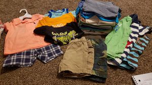 9m boy clothes summer for Sale in Fresno, CA