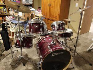Evans premier drum set for Sale in Spokane, WA