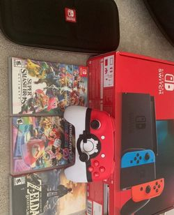 Nintendo Switch bundle for Sale in Fond du Lac,  WI