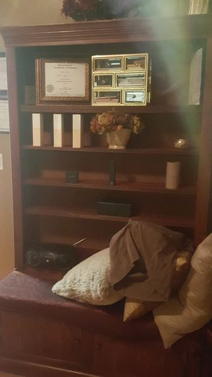 Solid Wood Bookcase for Sale in Belleair, FL