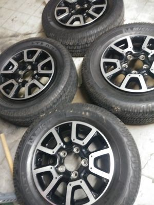Toyota tundra wheels for Sale in San Bernardino, CA
