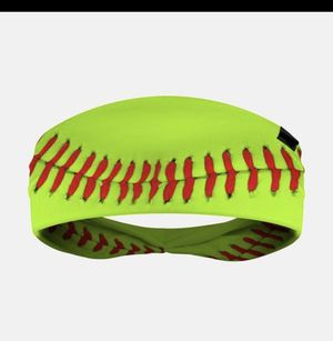 Softball themed headbands for Sale in Amazonia, MO