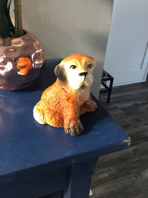 """Cute Old Time 4"""" Ceramic Dog Figurine for Sale in Goodlettsville, TN"""