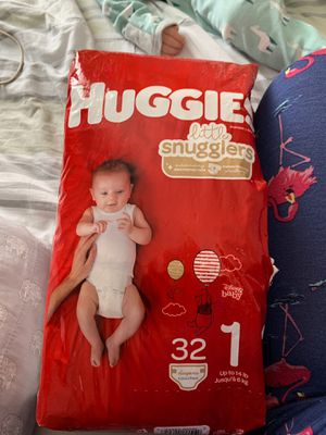Diapers Size1 for Sale in Plant City, FL