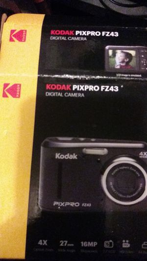 KODAK PIX PRO FZ431 for Sale in Quintana, TX