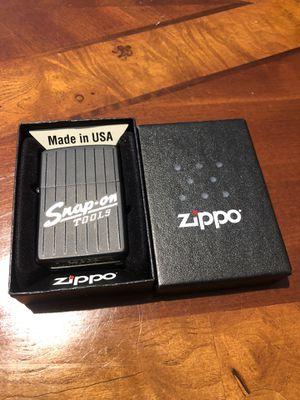 Snap On Zippo lighter for Sale in Houston, TX