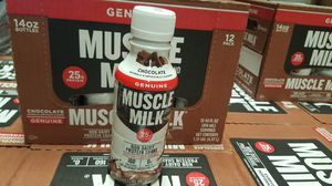 Muscle Milk case of 12 for Sale in Modesto, CA