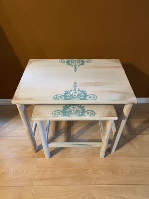Two nesting tables for Sale in Everett, WA