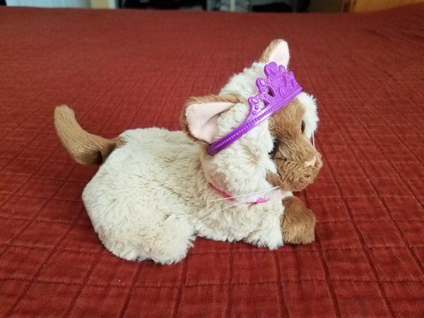 FurReal Friends kitty cat