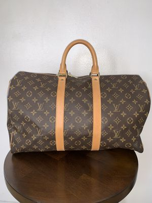 Authentic Louis Vuitton Keepall 45 for Sale in Lawndale, CA