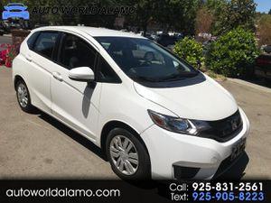2016 Honda Fit for Sale in Alamo, CA