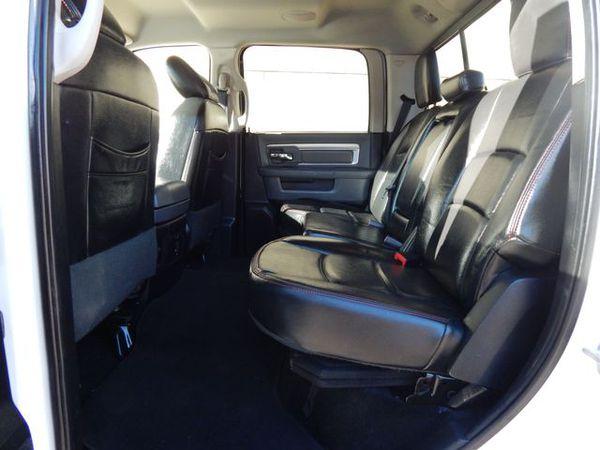 2014 Ram 1500 Crew Cab