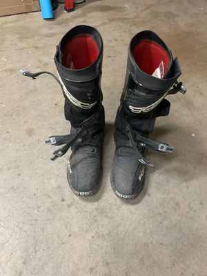 TCX 2.1 dirt bike/ motocross boots for Sale in Corona, CA