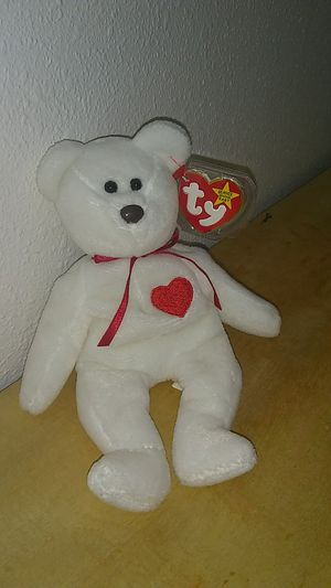 VALENTINO ty beanie baby (RARE!!) for Sale in Seattle, WA