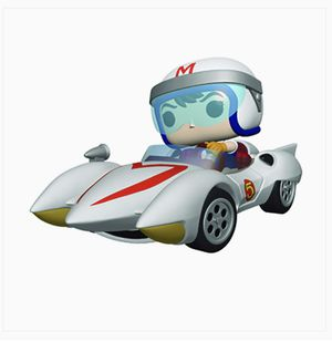(New) Speed Racer w/ The Mach 5 Funko Pop! for Sale in Springfield, VA