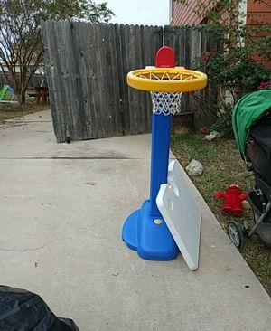 Basketball hoop for Sale in Webberville, TX
