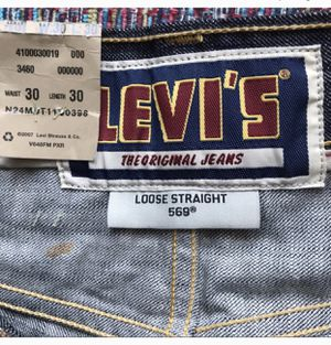 Levi's Men's Jeans 30x30 Straight Loose NWT for Sale in Olney, MD