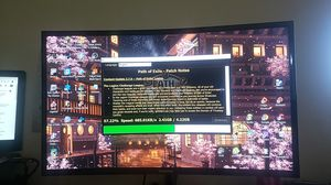 27 in curved samsung monitor for Sale in Colorado Springs, CO