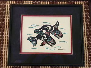 Hand crafted art picture for Sale in Corning, CA