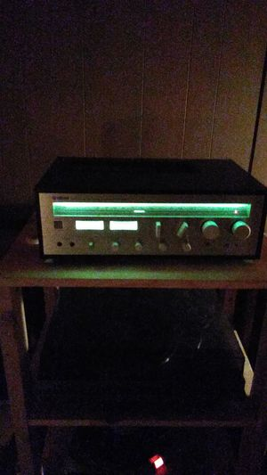 Yamaha CR 440 natural sound stereo receiver for Sale in Alhambra, CA