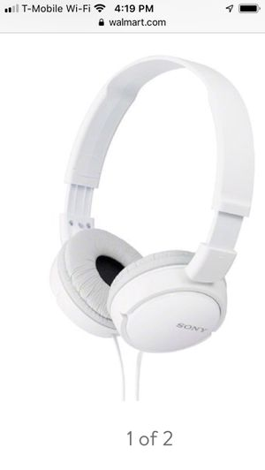 Sony headphones brand new for Sale in El Cajon, CA
