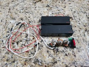 EMG 45-TW Bass Guitar Pickups for Sale in Accokeek, MD