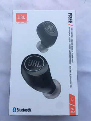 Authentic JBL Free Bluetooth earphone for Sale in Baldwin Park, CA
