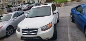 2007 Hyundai Santa Fe for Sale in Garrison, MD