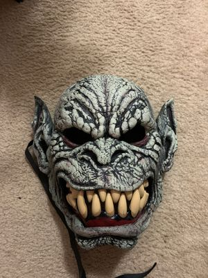 Halloween mask for Sale in Gambrills, MD