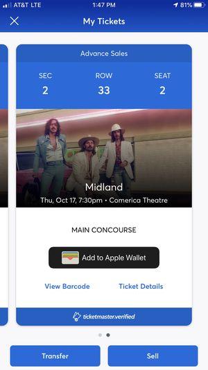 Midland tonight for Sale in Sun Lakes, AZ