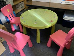 Kids play table for Sale in Puyallup, WA