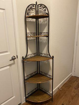 Folding corner shelf for Sale in Leander, TX