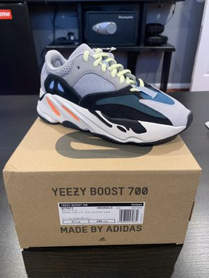 Adidas Yeezy Wave Runner 700 Solid Grey Size 4 for Sale in Clifton, VA