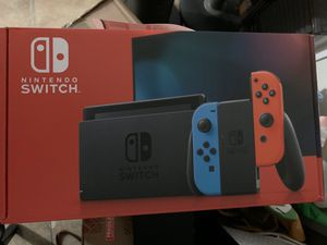 Bnew sealed Nintendo switch latest model for Sale in City of Industry, CA