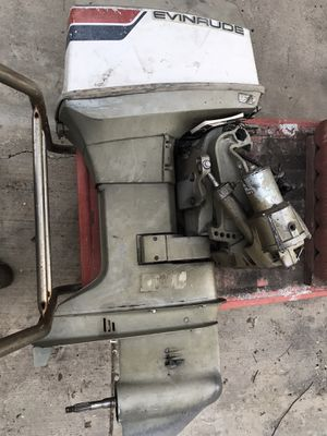 Evinrude outboard motor for Sale in Pico Rivera, CA