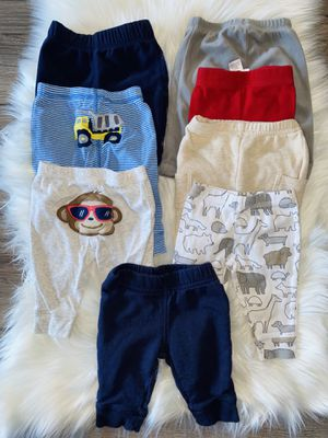 3 month baby boy pants for Sale in Bluffdale, UT
