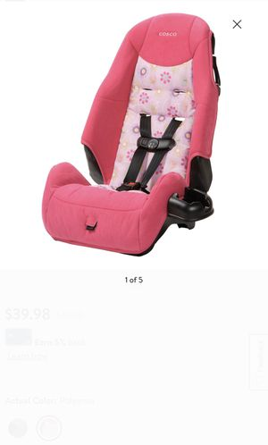 Pink Costco booster seat for Sale in Fort Worth, TX