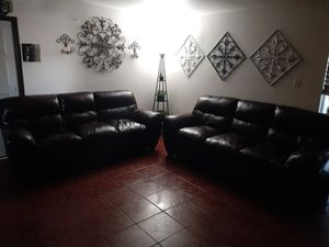 Sofas 2pcs free delivery for Sale in Las Vegas, NV