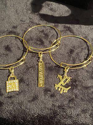 Charmed bangle set for Sale in Norfolk, VA