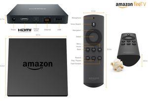 AMAZON FIRE TV for Sale in Newport News, VA