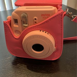 Instax With Case for Sale in Tampa, FL